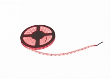 LED Kette 14,4W/m IP67 60LEDs/m 12VDC 0,5m rot