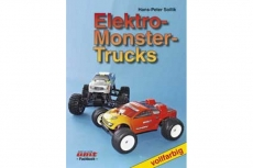 Buch Elektro-Monster-Trucks