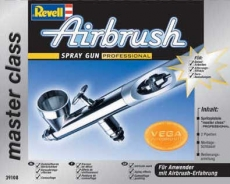 Revell Airbrush Spritzpistole Master Class Professional