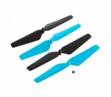 Propeller Set blau Ominus UAV Quadcopter