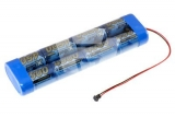 XCell S-Pack Inline L2x4 Ni-MH 9,6V / 4500mAh