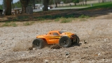 ECX Ruckus 1/18 4WD Monstertruck RTR orange/gelb