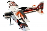 RC-Factory Crack Pitts Backyard red Baukasten - 755 mm