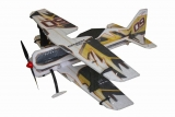 RC-Factory Crack Pitts Backyard yellow Baukasten - 755 mm