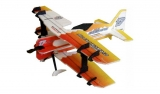 RC-Factory Crack Pitts Mini orange Baukasten - 560 mm