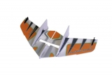 RC-Factory Crack WING orange Baukasten - 750 mm