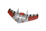 RC-Factory Crack WING red Baukasten - 750 mm