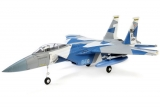 E-Flite F-15 Eagle 64mm EDF BNF m. AS3X/SAFE-Select - 715 mm