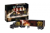 Revell QUEEN Tour Truck - 50th Anniversary - 3D Puzzle
