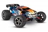 Traxxas E-Revo 4x4 1/16 4WD Racing Truck RTR orange