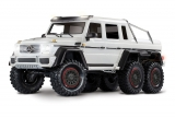 Traxxas Mercedes-Benz G63 AMG 6WD 1/10 Brushed Scale-Crawler RTR weiß