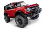 Traxxas TRX-4 2021 Ford Bronco 1/10 4WD Scale-Crawler, rot