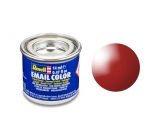 Revell Email Color 31 Feuerrot, glänzend, 14ml, RAL3000